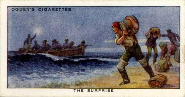 Ogden's Cigarette Cards Gallery