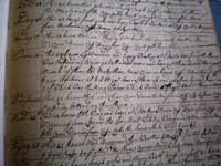 Black Prince Slave Ship Log Book