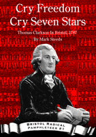 Cry Freedom, Cry Seven Stars Front Cover