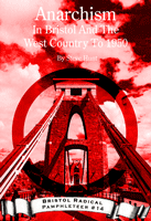 Anarchism in Bristol Front Cover