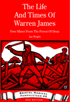 The Life And Times Of Warren JAmes Front Cover