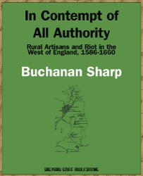 In Contempt Of All Authority Front Cover