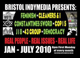 Indy Media Flyer Front