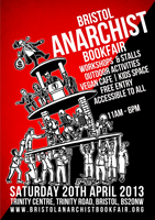 Bristol Anarchist Bookfair 2013