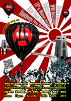 Bristol Anarchist Bookfair 2014