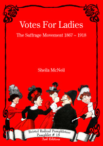 Votes For Ladies Poster