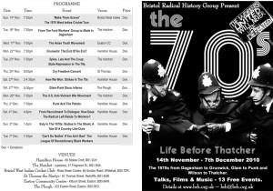 70s Programme Inside