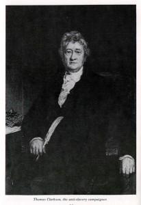 Thomas Clarkson.