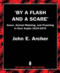 'By a Flash and a Scare' Cover