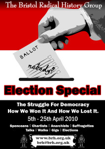 Election Special Bollot Poster