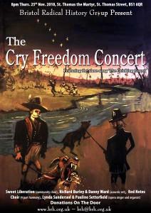 Seven Stars Concert Poster