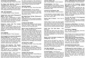 DWTF programme - inside