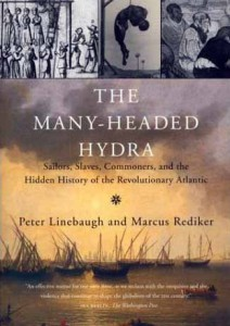 The Many Headed Hydra Cover