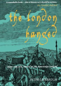 The London Hanged Cover