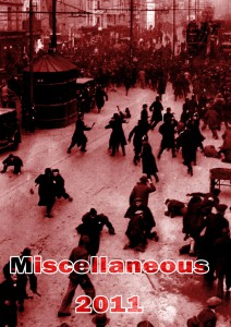 Miscellaneous 2011 Poster