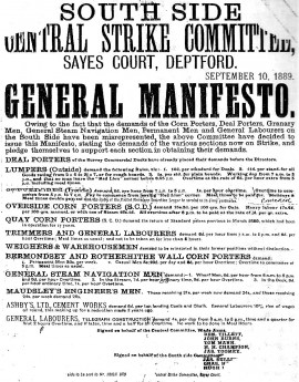 South Side Central Strike Committee