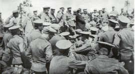 Den Tillett World War 1 - 1915
