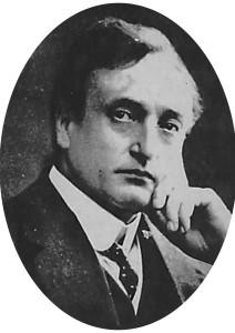Ben Tillett Portriat