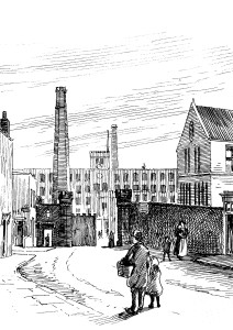 Great Western Cotton Works, Barton Hill Bristol