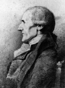 Granville Sharp. A pioneer of the anti-slavery movement.