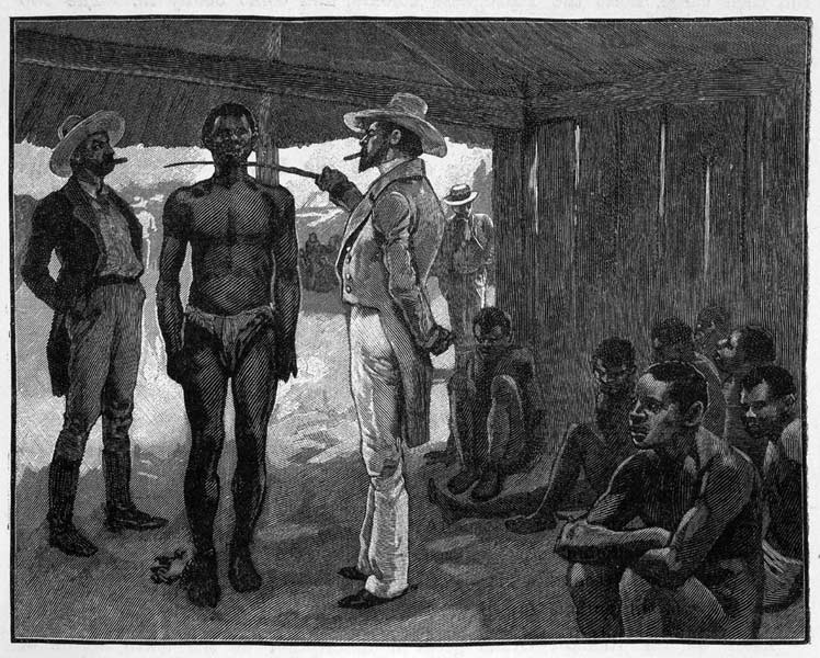 an analysis of the topic of the american history and the african americans being slaves It's time we descendants of slaves brought to the united states let go of the term african american the idea being that african american african americans.