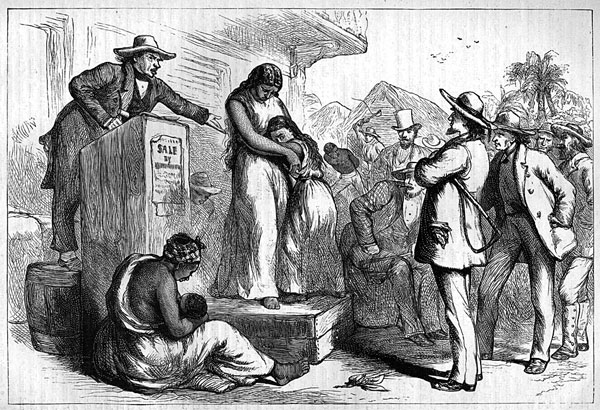 "an analysis of the position of slave women and slave families in america Slavery in america: back in the headlines  in his 2011 imagining of america without slavery, ""all black everything"":  former slaveholding families have built their legacies on the ."