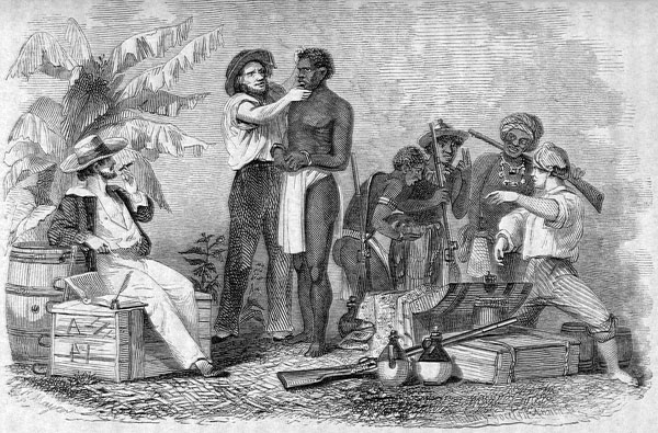 Pictures Of The Trans Atlantic Slave Trade Abolitionists