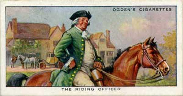 Ogden's Cigarette Cards - Smugglers & Smuggling, 1932 - Bristol Radical History Group
