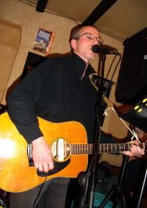 Paul McCoch at The Seven Stars.