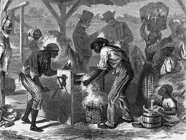 a narrative of slavery on the southern plantations in the 1600s Kids learn about the history of slavery during colonial america the 1600s slaves became symbols of wealth and social status to plantation owners in the south.