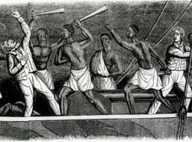 Death of Capt. Ferrer, the Captain of the Amistad, July, 1839.**
