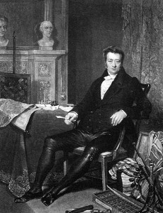 Thomas Clarkson. Bravely collected information from Bristol and Liverpool that would be used in the Abolition Bill of 1807.