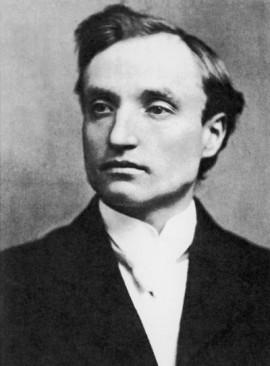 Ben Tillett Portrait