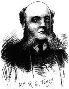 Robert Tovey