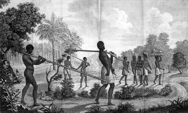 Pictures of the Trans-Atlantic Slave Trade, Abolitionists and ...