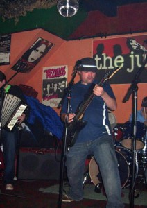 The Surfin' Turnips At The Junction.