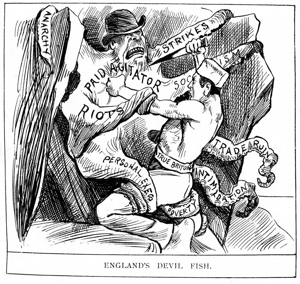 England's Devill Fish