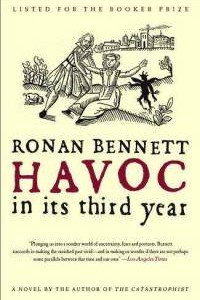 Havoc In Its Third Year Cover