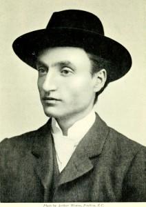 Ben Tillett in 1889
