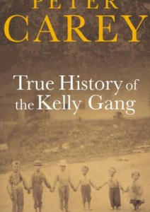 The True History of the Kelley Gang Cover