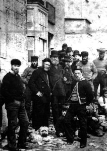 Pill Pilotsand Westernmen 1880