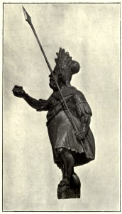 Figurehead of the Demerara