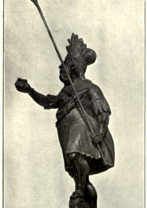 Figurehead of the Demerara