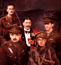Black Adder Goes Fourth