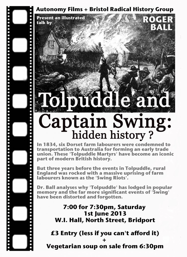 Tolpuddle-Swing Flyer