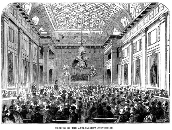 Meeting Anti-Slavery Convention