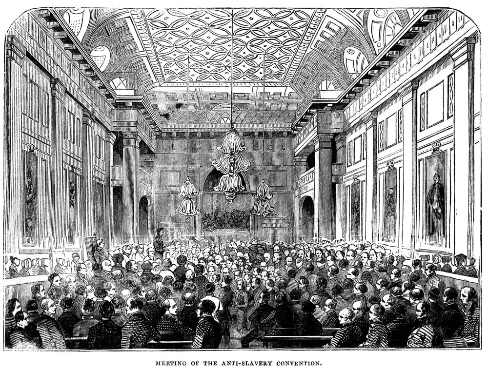 national anti-slavery convention essay In exploring these issues the essay as a whole raises questions about the nature  of  themselves as delegates at a national anti-slavery convention in london.