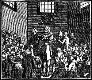 A Sunday Reading of the Grand Assizes or General Gaol Delivery