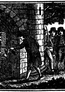 Parley the Porter. An allegory: showing how robbers without can never get into a house unless there are traitors within.