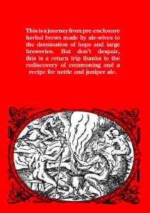 Radical Brewing Back Cover